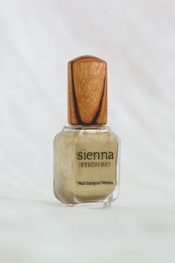 Peruvian Gold nail polish